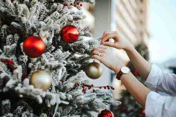 Kerstdecoratietrends