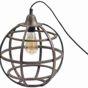 Tafellamp Landino antiek koper