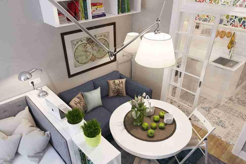 Oplossingen voor kleine ruimtes